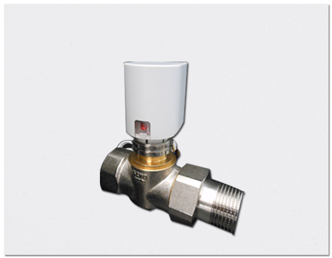 Electrothermic Thermostatic Valve